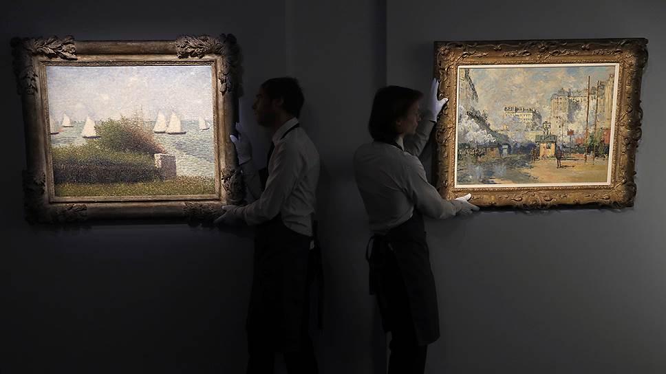 Во сколько оценивали коллекцию Рокфеллеров перед аукционом