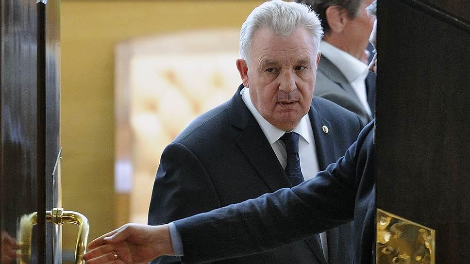 Перестановки в правительстве 2012—2018