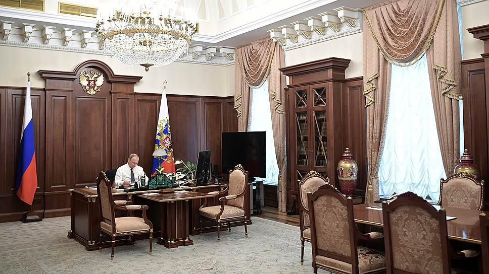 Какие новые цели поставил Владимир Путин правительству