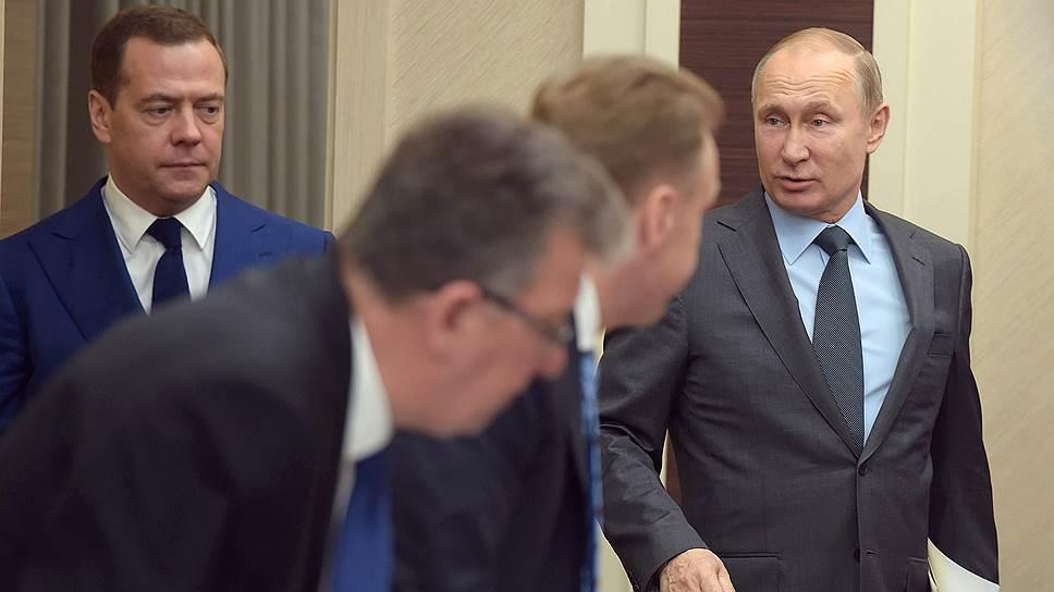 Как Дмитрий Медведев заходит на новый круг