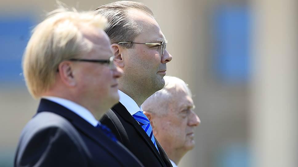 Как Финляндия, Швеция и США укрепляют военное сотрудничество
