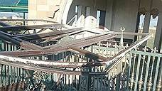 К могиле шейха заложили бомбу