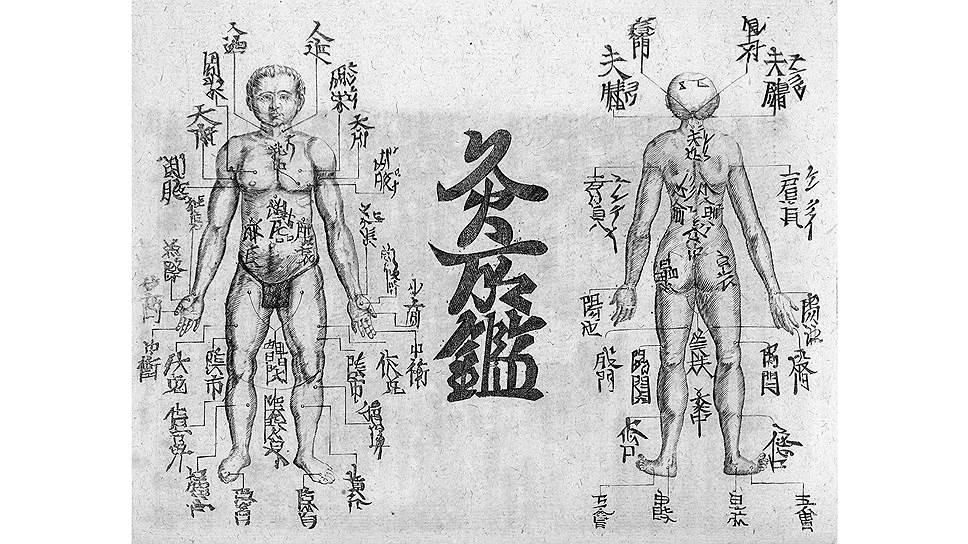 Китайские врачи тысячи лет назад придумали собственную систему лечения