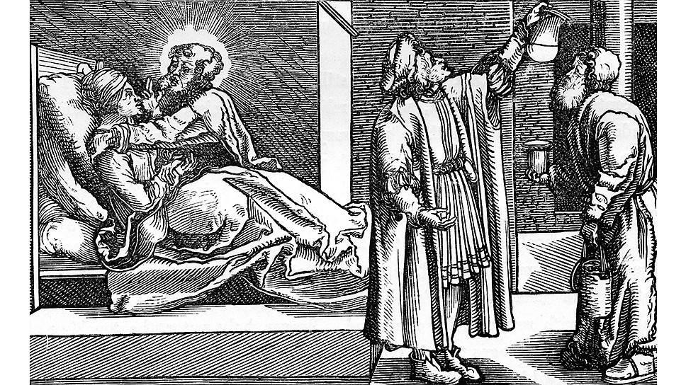 Долгое время считалось теоретической проблемой, кто лечит больных — врачи или святые