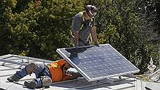 В Калифорнии поставят солнечные батареи на всех новых домах