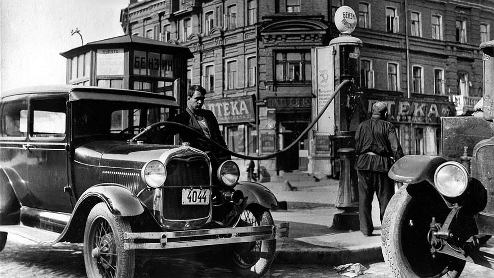 Экспортно-импортный план, утвержденный руководством СССР, предусматривал использование для внутренних нужд только 40% произведенного в стране бензина