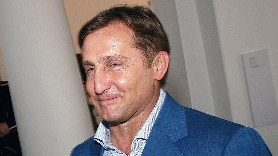 Бизнесмен, криминальный авторитет Владимир Тюрин