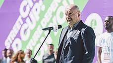 Станислав Черчесов напутствовал будущее