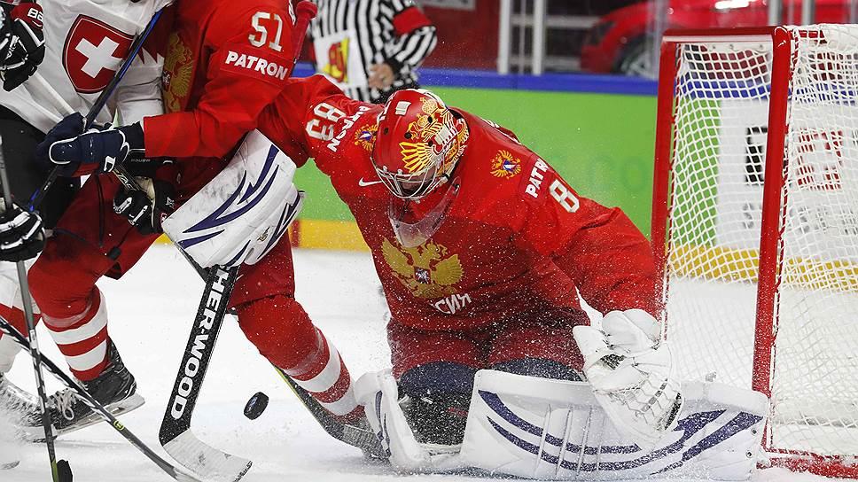 Почему победа над швейцарцами далась сборной России с трудом