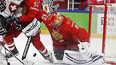Российских хоккеистов чуть не довели до овертайма