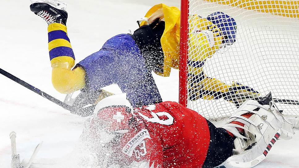 Российские хоккеисты сыграют в play-off чемпионата мира