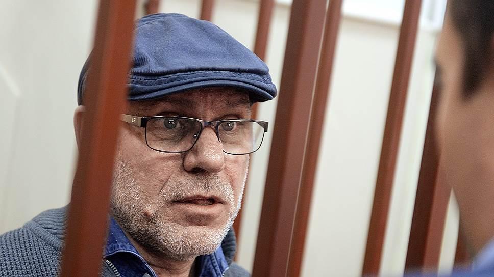 Бывший директор «Гоголь-центра» Алексей Малобродский