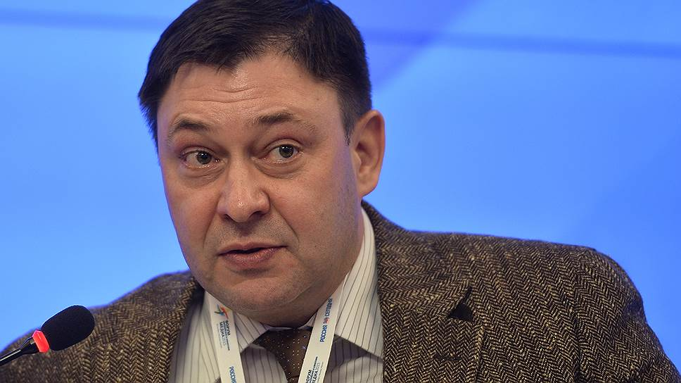 Руководитель информационного агентства «РИА Новости Украина» Кирилл Вышинский