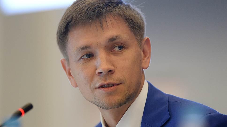Руководитель Аналитического центра при правительстве РФ Константин Носков