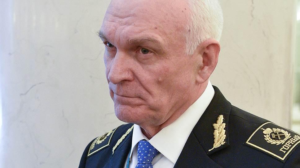 Ректор Санкт-Петербургского государственного горного института академик РАЕН Владимир Литвиненко