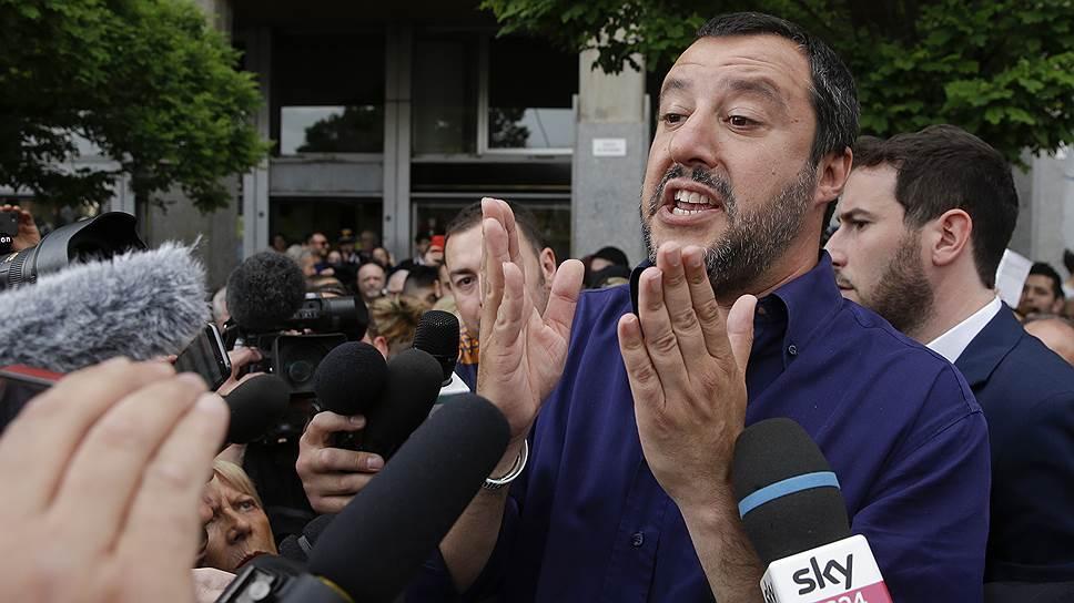 Как Италия выступила против антироссийских санкций