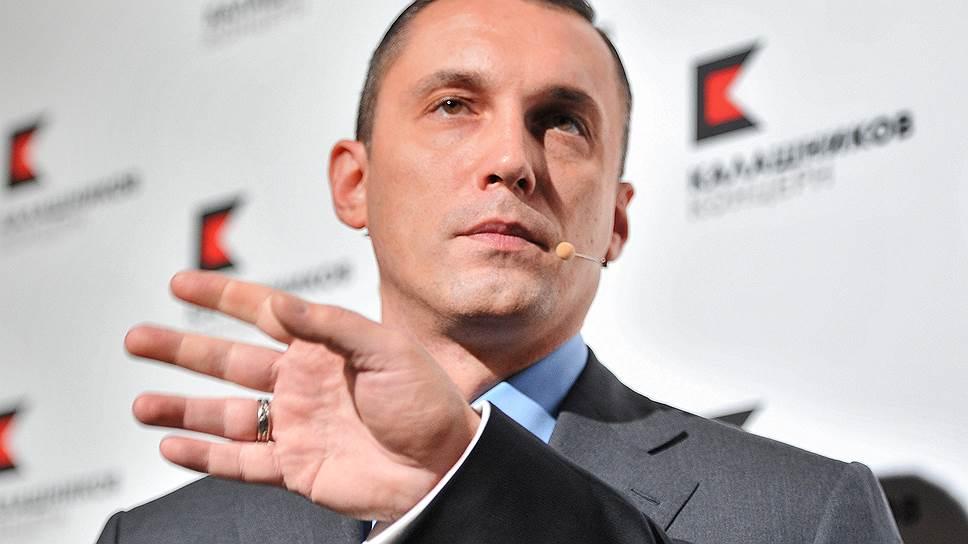 Глава концерна «Калашников» Алексей Криворучко