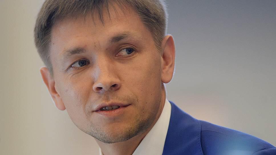 Руководитель Аналитического центра при правительстве России Константин Носков