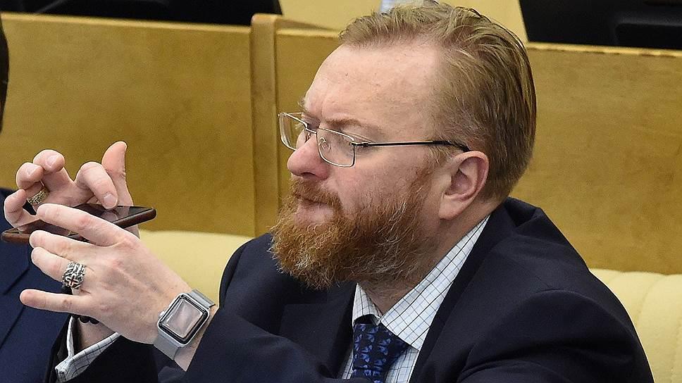 Как Виталий Милонов предлагает изменить ПДД и законодательство ради велосипедистов