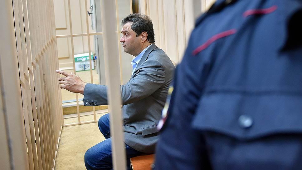 Григорий Пирумов проведет как минимум два месяца в СИЗО