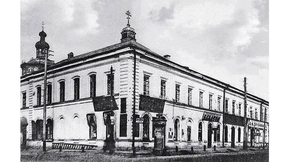 Первое крупное выступление семинаристов произошло в Казанской семинарии