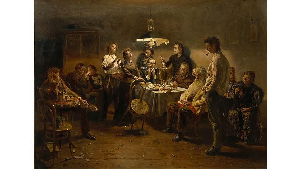 Неформальная жизнь (в XIX веке подобные сборища назывались подпольными кружками) всегда популярна в молодежной среде