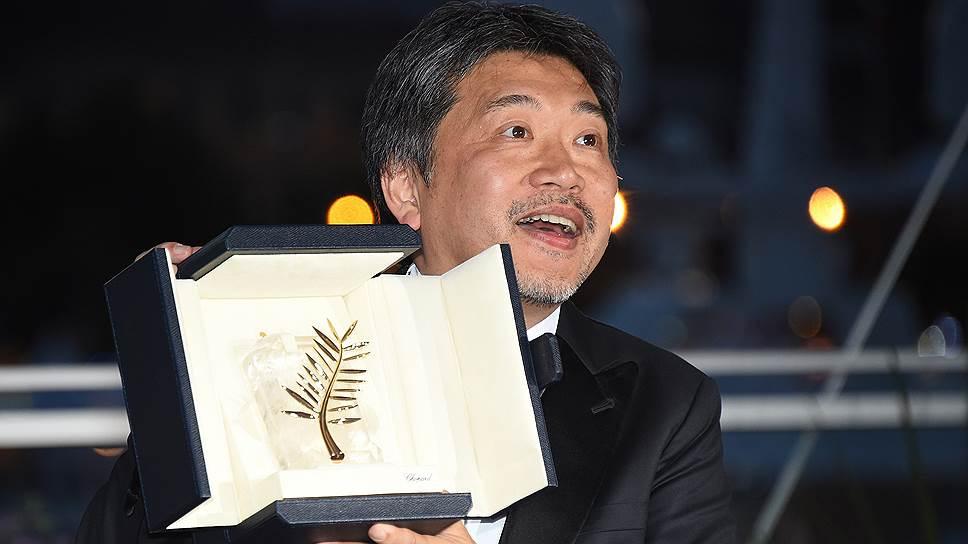 Японский режиссер Хирокадзу Корээда