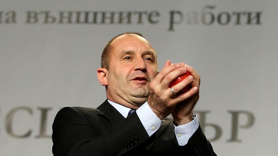 Президент Болгарии Румен Радев