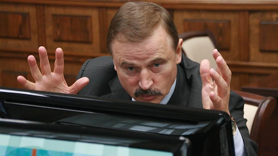 Бизнесмен Сергей Веремеенко