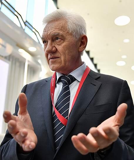 Основатель и основной акционер инвестгруппы Volga Group Геннадий Тимченко
