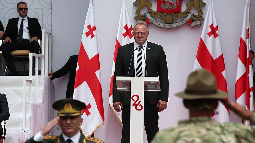 Как Грузия отпраздновала без России двухсотлетие независимости