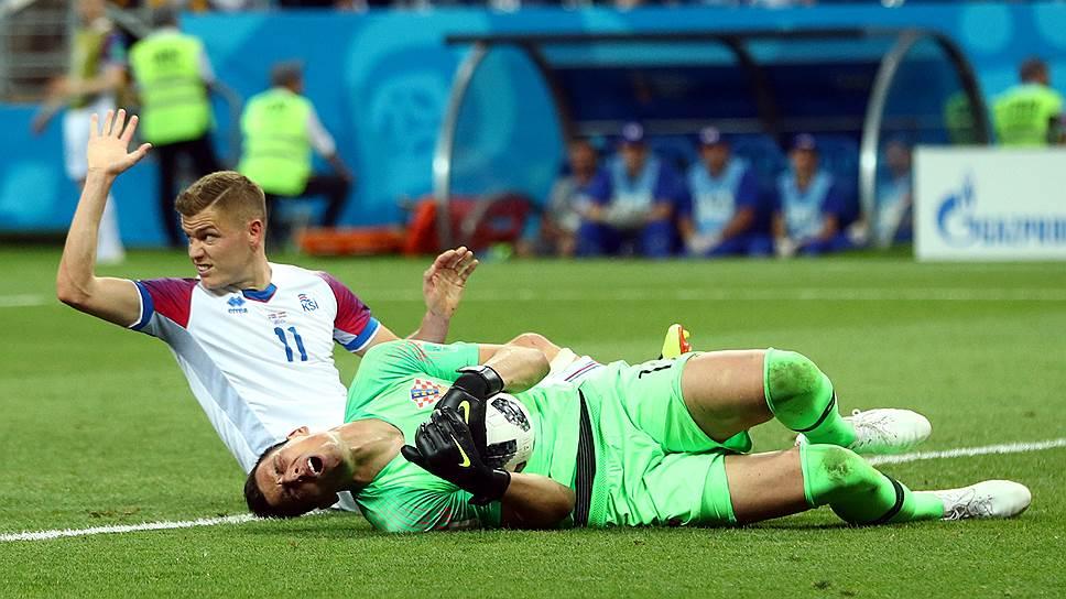 """""""Ъ"""" провел онлайн-трансляцию матча Исландия—Хорватия"""