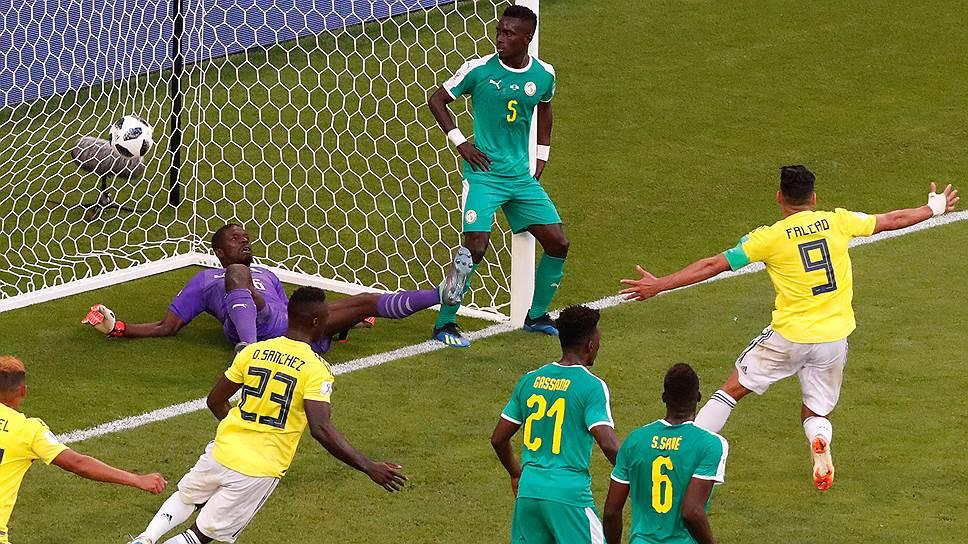 """Ъ"" провел онлайн-трансляцию матча Сенегал—Колумбия"