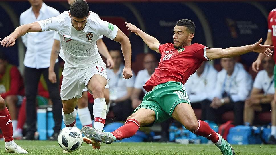 """""""Ъ"""" провел онлайн-трансляцию матча Португалия—Марокко"""