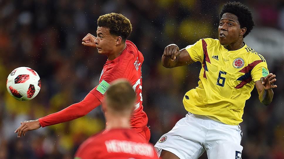 """Ъ"" провел трансляцию матча Колумбия—Англия"