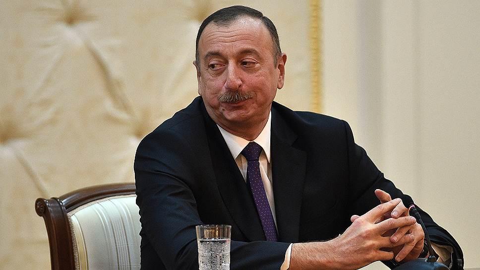Как азербайджанская труба нацелилась на Италию