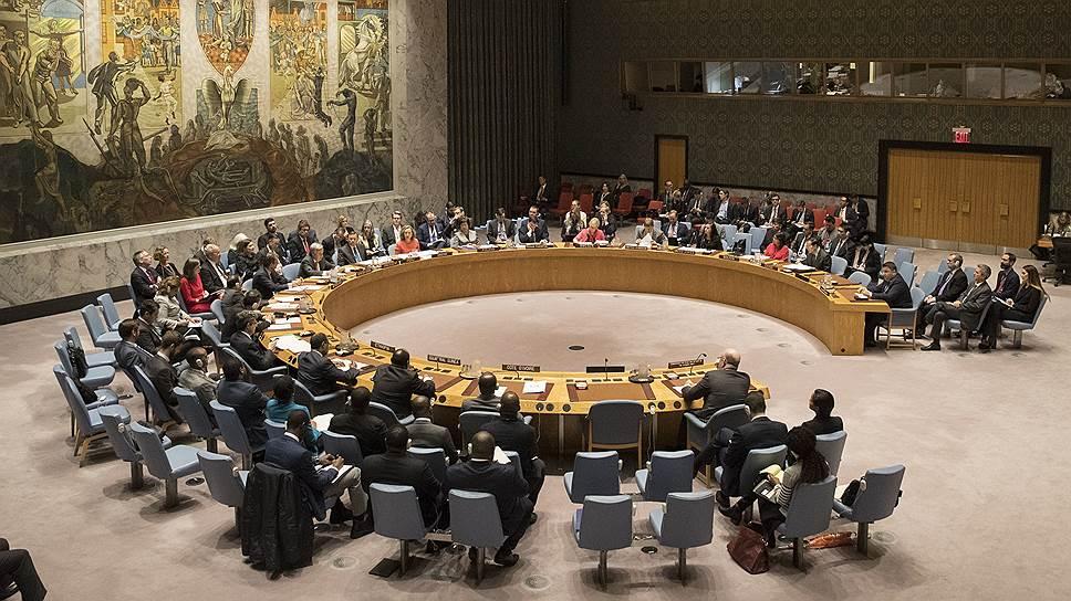 Как члены Совбеза ООН снова искали виновных в затянувшемся кризисе на востоке Украины