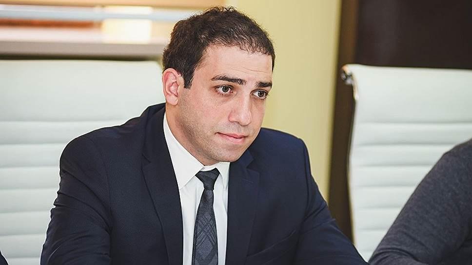 Бывший генпрокурор Грузии Ираклий Шотадзе
