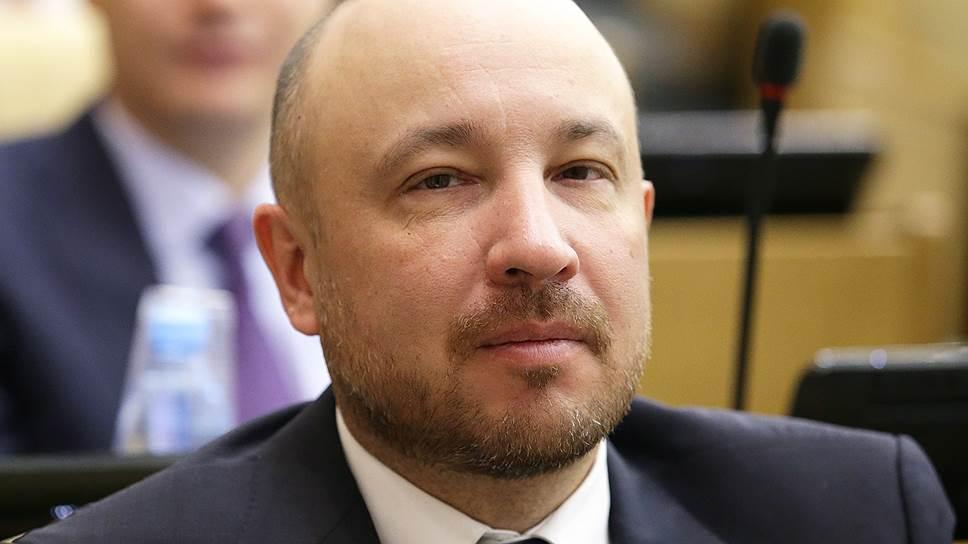 Депутат Госдумы (КПРФ) от Иркутской области Михаил Щапов