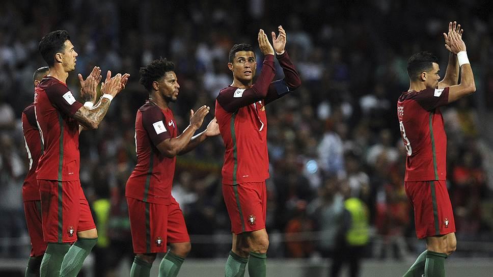 Португалия: принесет ли Россия Роналду удачу