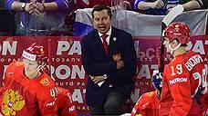 Илья Воробьев утвердился в клубе и сборной по хоккею