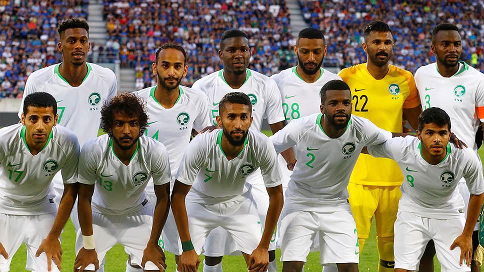 Чего ждать от сборной Саудовской Аравии