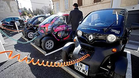 Нефтяники пересаживаются на электромобили  / Они видят альтернативный источник доходов в быстрорастущем рынке