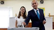 Парламентские выборы в Словении выиграли противники мигрантов
