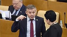 Депутаты хотят менять правила игры по совету экспертов