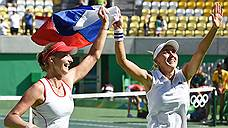Елена Веснина и Екатерина Макарова стали лучшими в профессии