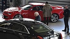 Автомобильный рынок продолжает расти