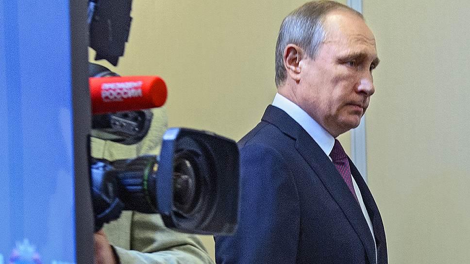 Фильмография Владимира Путина