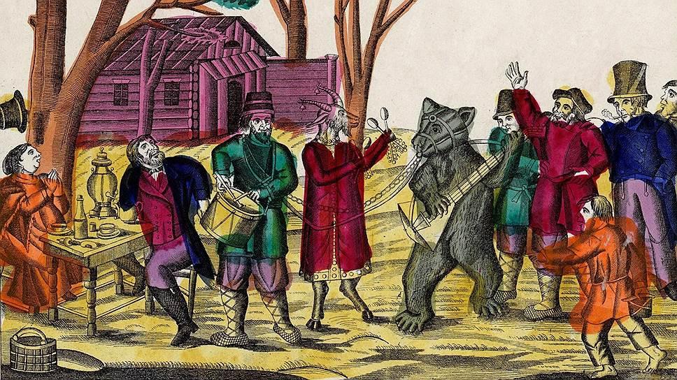 К огорчению пастырей медвежья комедия веками оставалась излюбленным развлечением их паствы