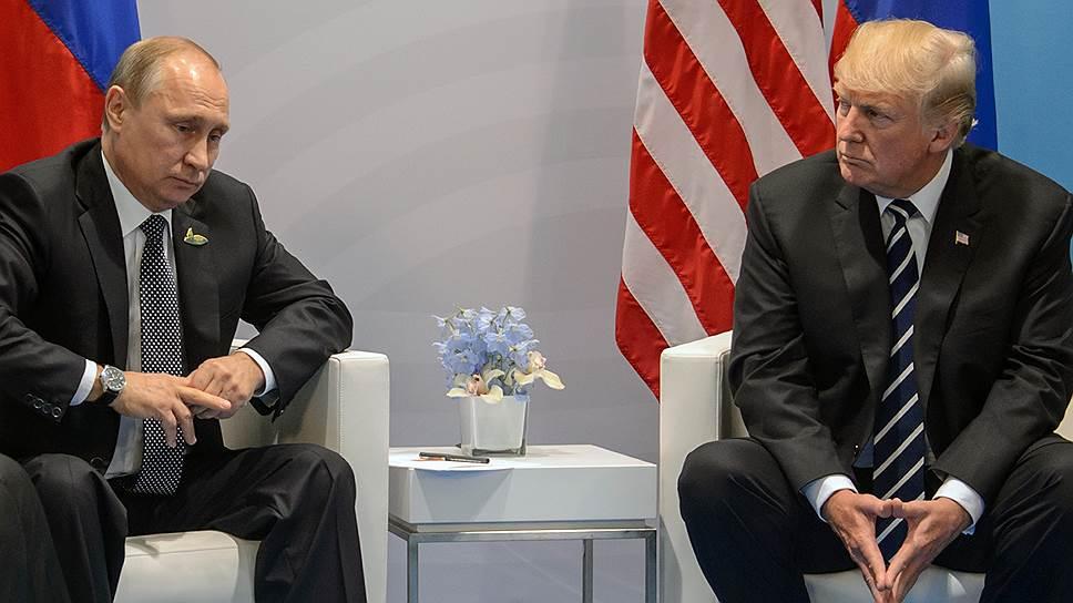 Почему Владимир Путин предпочел бы встретиться с Дональдом Трампом не в Соединенных Штатах
